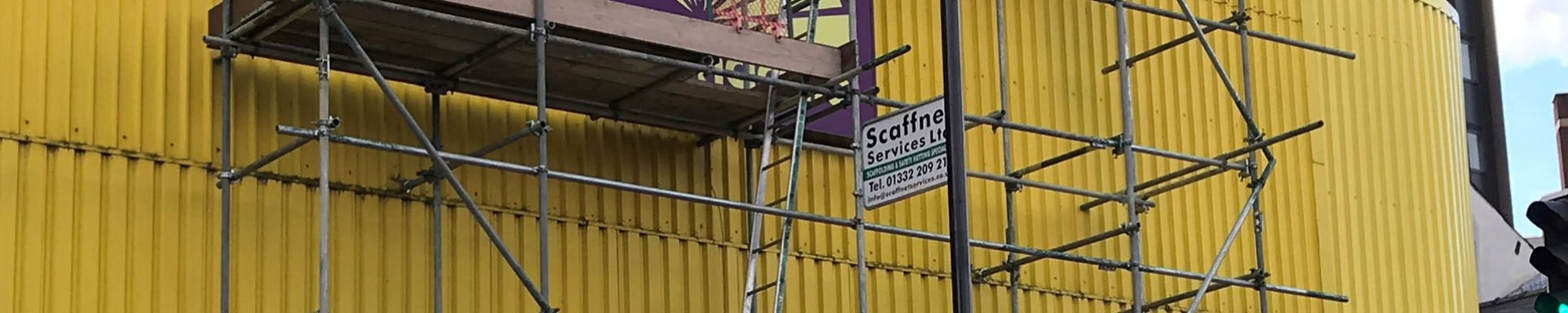 Scaffolding Hire and Design